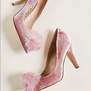 Sam Edelman 'Haroldson' Pumps in Faded Rose